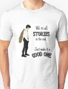 Doctor- Stories Unisex T-Shirt