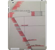Infinite Lines. iPad Case/Skin
