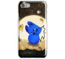 Sleeping Azurill iPhone Case/Skin