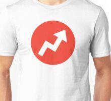 Buzzfeed Logo Red Unisex T-Shirt