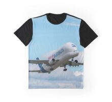 Airbus Beluga Supertransporter Graphic T-Shirt