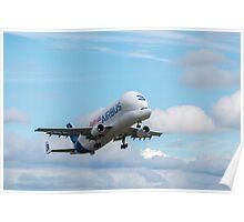 Airbus Beluga Supertransporter Poster