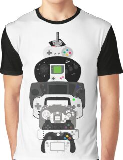 video games controllers Graphic T-Shirt