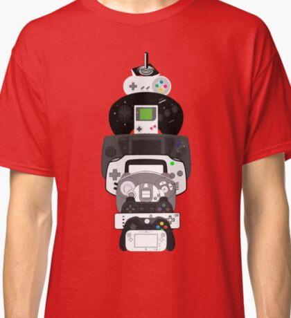 video games controllers Classic T-Shirt