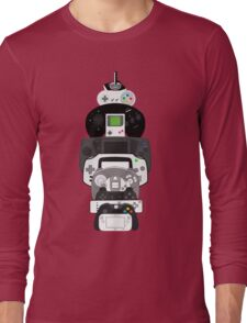 video games controllers Long Sleeve T-Shirt