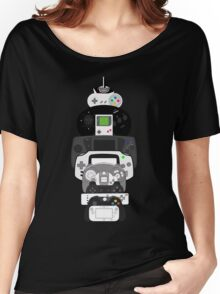 video games controllers Women's Relaxed Fit T-Shirt