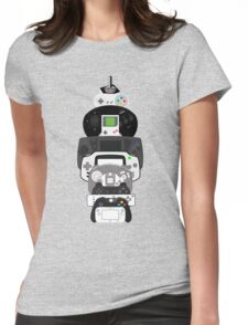 video games controllers Womens Fitted T-Shirt