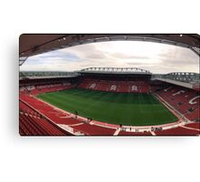 Main Stand Anfield Canvas Print