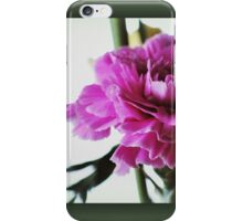 Pink and Pretty By Lorraine McCarthy iPhone Case/Skin