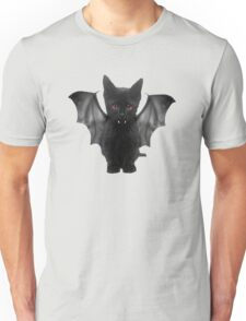 Adorable Bat-Cat Unisex T-Shirt