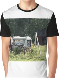 Fordson Tractor Graphic T-Shirt