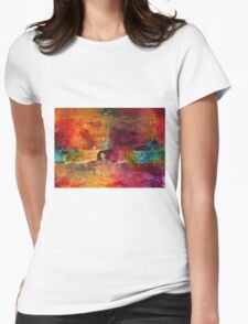 Over 50 Birthday Celebration Womens Fitted T-Shirt