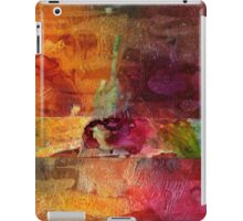 Over 50 Birthday Celebration iPad Case/Skin