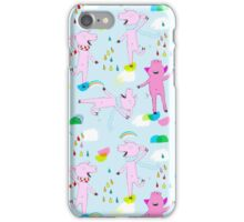 Schweine  iPhone Case/Skin