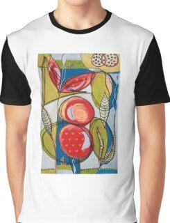 Pomegranate Graphic T-Shirt