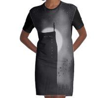 T H E   F A L L  Graphic T-Shirt Dress