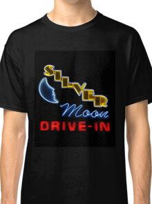 Silver Moon Drive In Classic T-Shirt