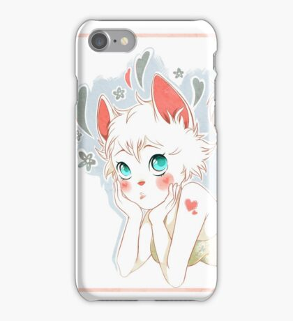 Sandy The Cat iPhone Case/Skin