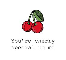 Cherry Special by tosojourn
