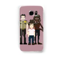 The Walking Dead - Rick, Carl and Michonne Samsung Galaxy Case/Skin