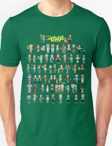 8-Bit UHF Unisex T-Shirt