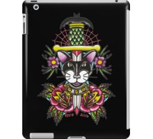 Cat Dagger iPad Case/Skin