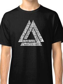 Wild World - Song Titles Classic T-Shirt