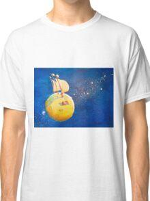 Sailing the Moon Classic T-Shirt