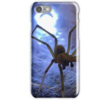 Spider web tunnel iPhone Case/Skin