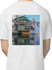 Whimsical Floating House Classic T-Shirt