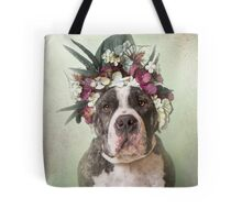 Flower Power, Luther Tote Bag