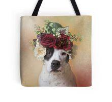 Flower Power, Atticus Tote Bag