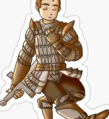 Alistair Sticker Sticker