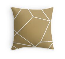 Geometric Pattern Art Throw Pillow