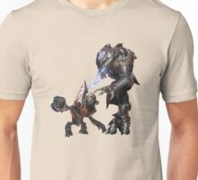 Halo Grunt & Elite Unisex T-Shirt