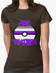 Pokemon - Ace Trainer Womens Fitted T-Shirt