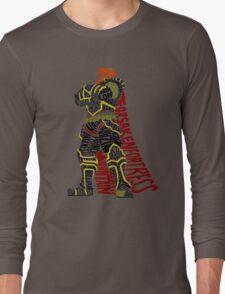 Ganondorf Typography Long Sleeve T-Shirt