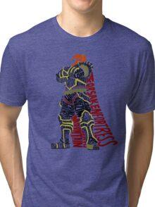 Ganondorf Typography Tri-blend T-Shirt