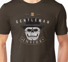 Gentleman Inside Unisex T-Shirt