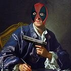 Deadpool Diderot by Expalphalog
