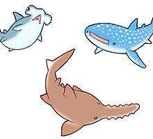 Sharkies by seelpeel