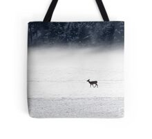 Snow & Fog Tote Bag