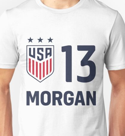 USWNT MORGAN Unisex T-Shirt