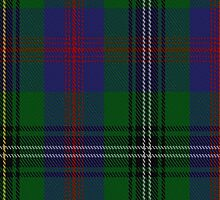 00071 Wood Clan Tartan  by Detnecs2013