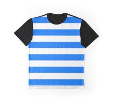 Hand drawn sailor stripes, seamless pattern Graphic T-Shirt