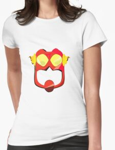 On an Impulse Womens Fitted T-Shirt
