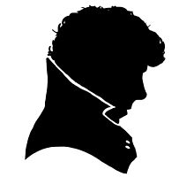 Silhouette of a Man  by lcgcreations
