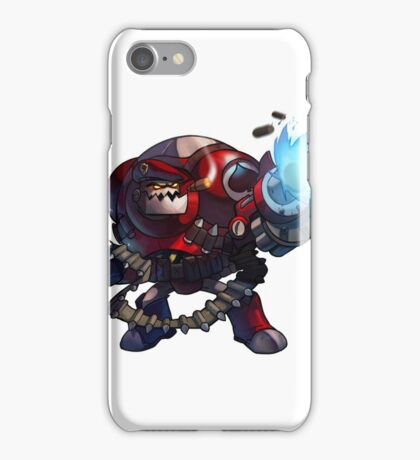 Expendable Clunk - Awesomenauts iPhone Case/Skin