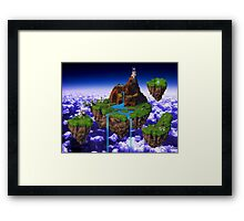 Kingdom of Zeal - Chrono Trigger Framed Print