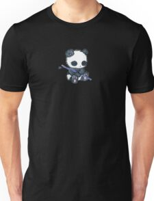 Adorable Panda Bear Unisex T-Shirt